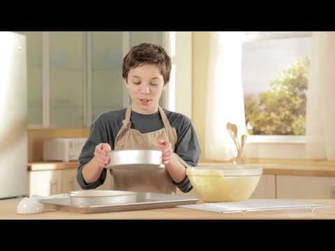 How to Bake a Cake Kids' Style