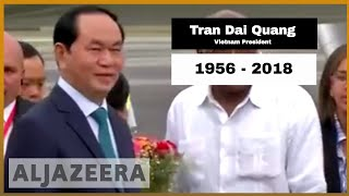 🇻🇳 Vietnam President Tran Dai Quang dies | Al Jazeera English - ALJAZEERAENGLISH