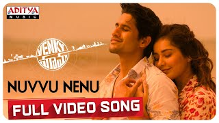 Nuvvu Nenu Full Video Song | Venky Mama Songs | Raashi Khanna, NagaChaitanya | Thaman S - ADITYAMUSIC