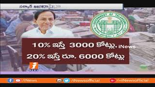 Curious Over Telangana Govt Interim Relief For Employees | Employees Demand 43% IR | iNews - INEWS