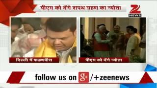 Devendra Fadnavis in Delhi to invite senior BJP leaders for swearing-in ceremony - ZEENEWS