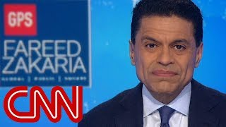 Fareed: Trump's Iran rhetoric an immediate challenge - CNN