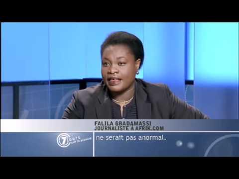 Côte d'Ivoire - Falila Gbadamassi