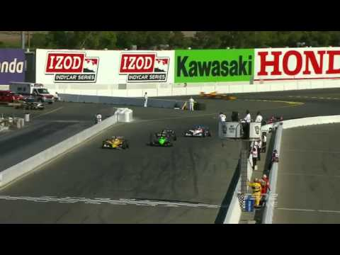 IndyCar 2010 Race 13 Indy Grand Prix of Sonoma 9 of 11
