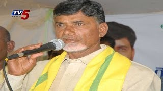 TDP Chandrababu Election Campaign in Srikalahasti - TV5NEWSCHANNEL