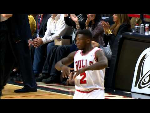 Best Dance Moves from the 2012-2013 Regular Season