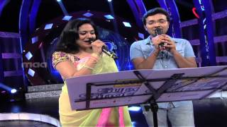Super Singer 8 Episode - 1 II Sunitha & Srikrishna Performance - MAAMUSIC
