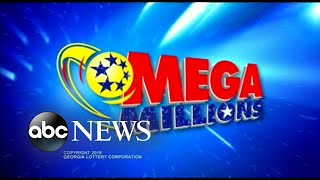 Mega Millions jackpot reaches $1.6 billion - ABCNEWS