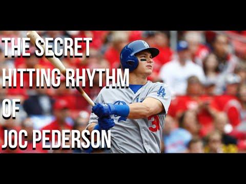 The Hidden Hitting Rhythm of Joc Pederson: How To Hit High Velocity Fast-Balls