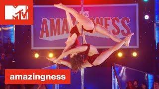 'Pole'd Up' Official Sneak Peek   Amazingness w/ Rob Dyrdek   MTV - MTV