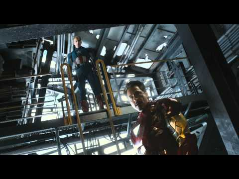 The Avengers Theatrical Trailer -E9cuGZJ9DP0