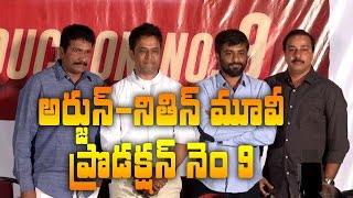 Arjun Sarja acting in Nithiin - Hanu Raghavapudi movie | 14 Reels Entertainment - IGTELUGU