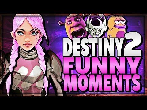 Destiny 2 Funny Moments PT 1