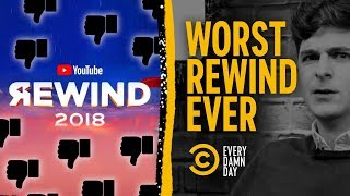 Why Everyone Hates the YouTube Rewind & More Videos from This Week - COMEDYCENTRAL
