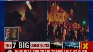 Amritsar Train Accident: Navjot Kaur Sidhu says I rushed to hospital to help people - NEWSXLIVE