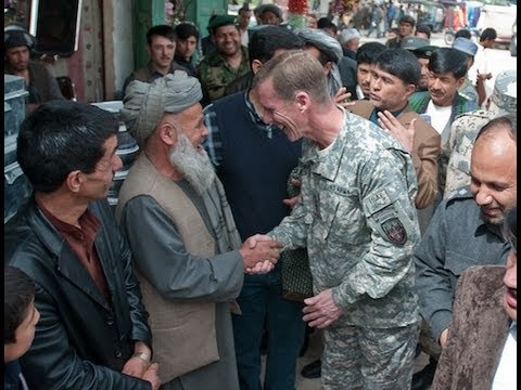 Interview with Gen. Stanley McChrystal