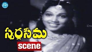 Swarga Seema Movie Scenes - Sujatha Devi Avoids Murthy || Chittor V. Nagaiah, B. Jayamma - IDREAMMOVIES