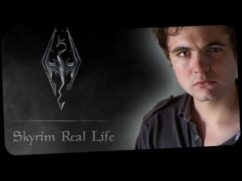 Skyrim Real Life Teil 2 (Gronkh Let's Play)