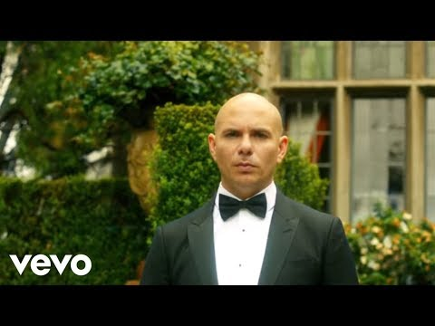 Pitbull  feat. G.R.L - Wild Wild love