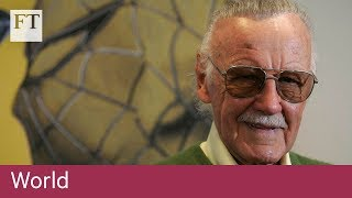 Stan Lee dies at the age of 95 - FINANCIALTIMESVIDEOS
