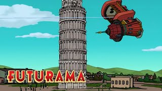FUTURAMA | Season 3, Episode 3: Fry And Bender Take Over | SYFY - SYFY
