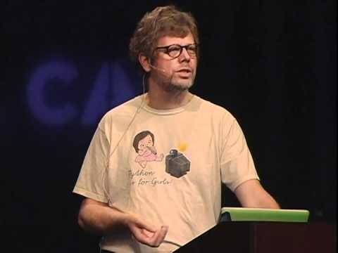 PyCon 2012 Keynote: Guido Van Rossum