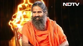 "#NDTVYuva – ""I Don't Run After Money. Money Runs After Me"", Says Baba Ramdev - NDTV"