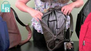 4ffe96f531 AmeriBag - Healthy Back Bag Tote Review - YouTube