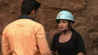 Shastri Sisters : Anushka is learning rock climbing - IANSINDIA