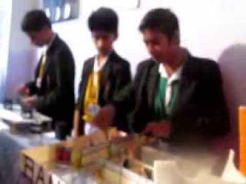 School Exhibition : Science Projects 2