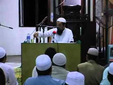Ust Azhar Idrus- Niat & Cara Mandi Wajib ' Hadas Besar '
