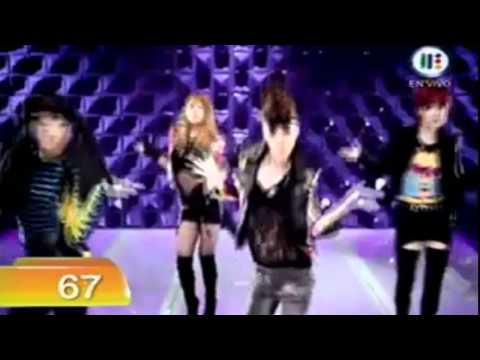 90 segundos 2NE1 [Venga la Alegría - Kpop] 22.06.2011