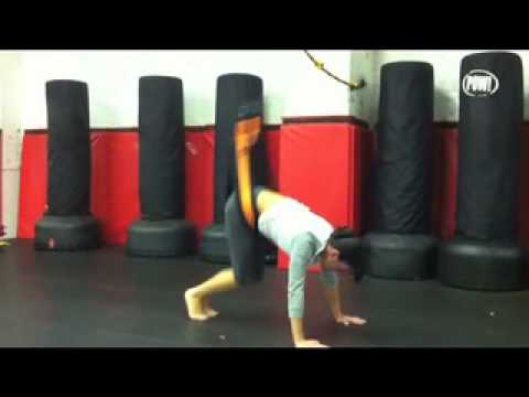Thumbnail image for 'Hard Abs: Advanced Core Exercises on a Pulley Strap'