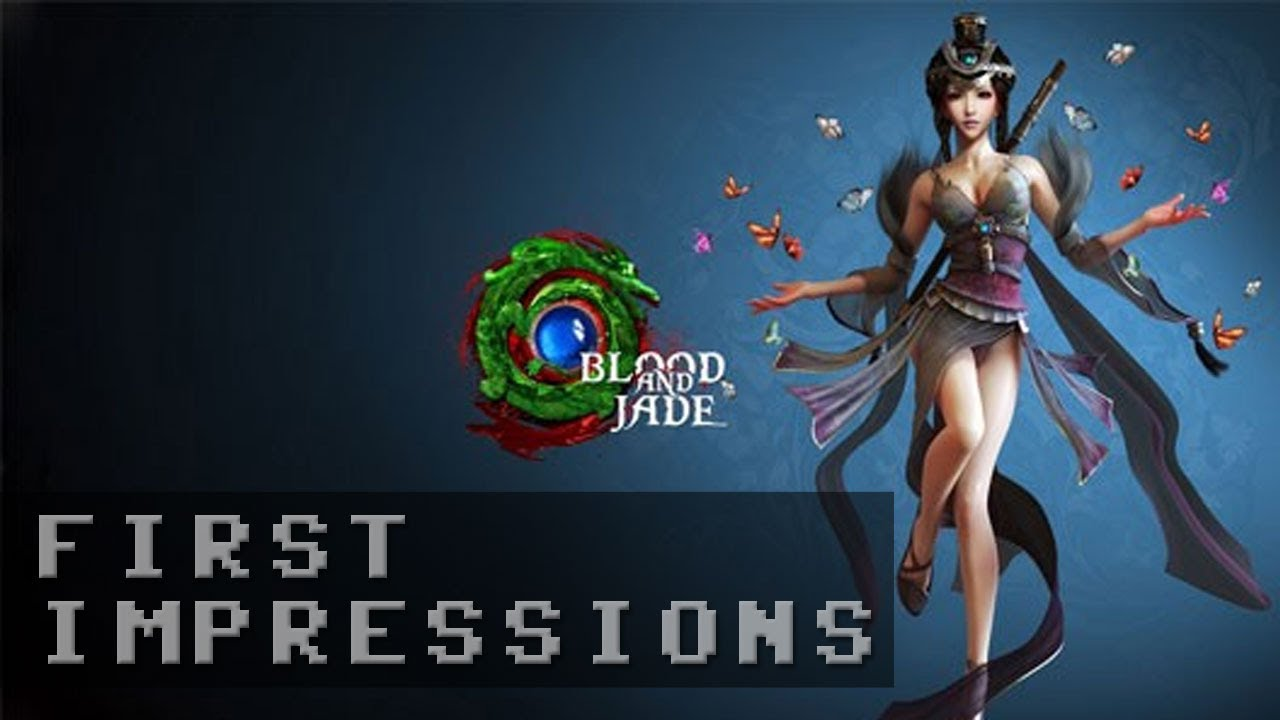 Blood and Jade Gameplay | First Impressions HD
