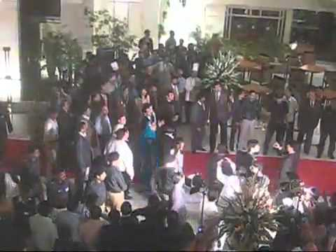 Shoaib Malik and Sania Mirza Wedding 27 April 2010 PC Hotel Lahore Pakistan