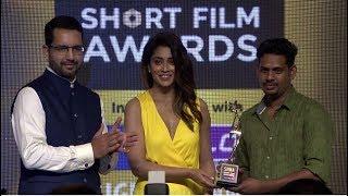 Pantaloons SIIMA Short Film Awards 2019 | Best Director Winner | Telugu - YOUTUBE