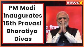 Pravasi Bharatiya Divas 2019: Congress diagnosed illness, never treated it, says PM Narendra Modi - NEWSXLIVE