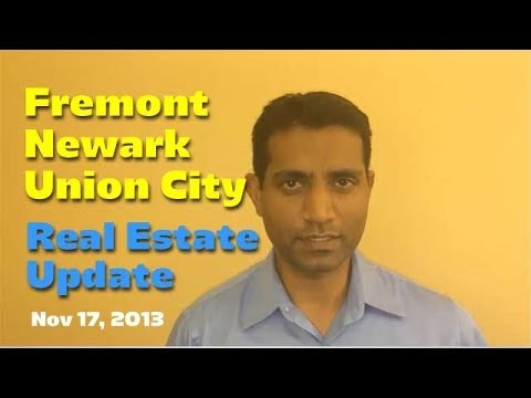 Tri-City (Fremont, Newark, Union City) Real Estate Update -Week of Nov17, 2013