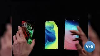 Samsung Rolls Out New Smartphones - VOAVIDEO