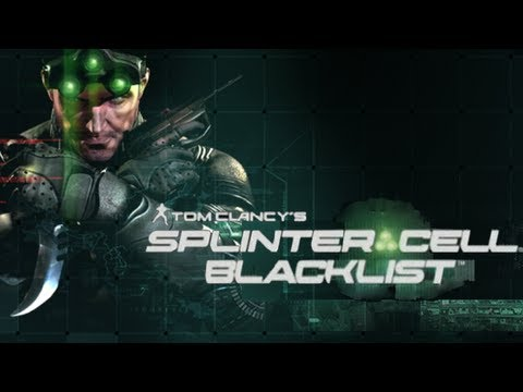 Splinter Cell: Blacklist Official Trailer E3 2012