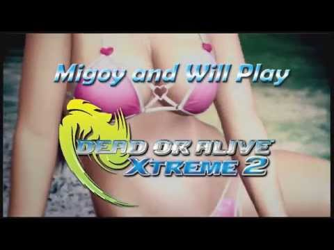 Migoy and Will Play Dead of Alive Xtreme 2 Teaser | Too Much Gaming