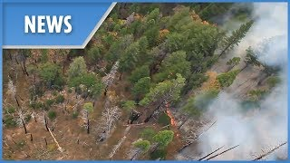 Aerial aftermath of deadly wildfire in Butte County - THESUNNEWSPAPER
