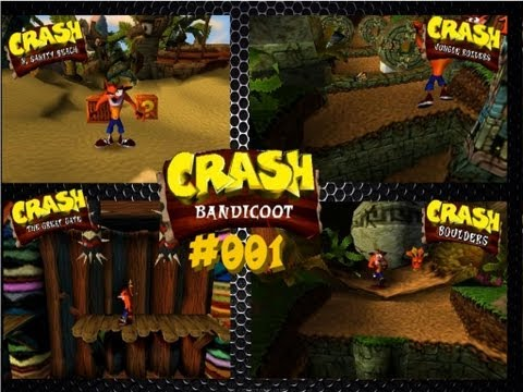Lets Retro Crash Bandicoot #001 HD] Gute Alte Zeiten!