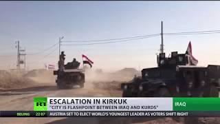 Iraqi military op against Kirkuk is war declaration – Kurds - RUSSIATODAY