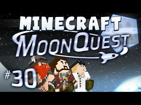 Minecraft Galacticraft - MoonQuest Episode 30 - The Hat