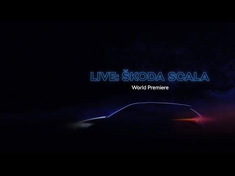 Autoperiskop.cz  – Výjimečný pohled na auta - Světová premiéra modelu ŠKODA SCALA v Tel Avivu ve fotografiích