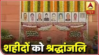17 years of parliament attack; Nation pays tribute to martyrs - ABPNEWSTV