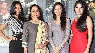 Hema Malini Inaugurates The State Of The Art Film And TV Studio - THECINECURRY