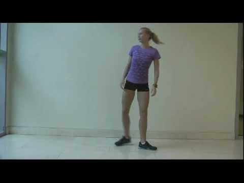 Ćwiczenia rozciągające mięśnie nóg
