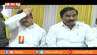 Chandrababu Denied MLA Ticket For Badvel MLA Jayaramulu, Confirmed Vijaya Jyothi | Loguttu | iNews - INEWS